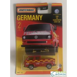 Matchbox Germany VW Transporter