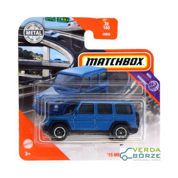 Matchbox '15 Mercedes Benz G550