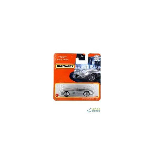 Matchbox Aston Martin