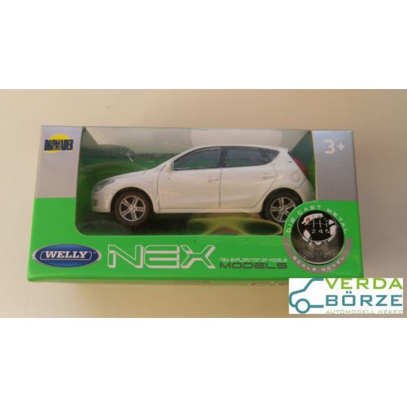 Welly  Hyundai I30 1:43