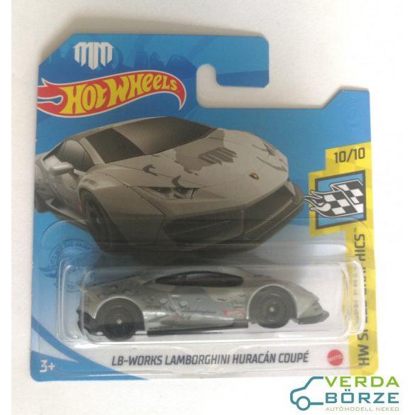 Hot Wheels Lamborghini Huracan Coupe