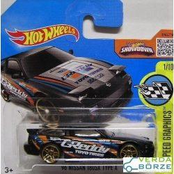 Hot Wheels Nissan 180SX TypeX