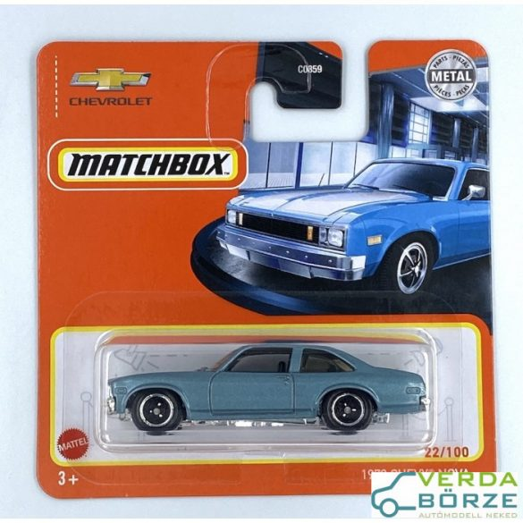 Matchbox Chevy Nova