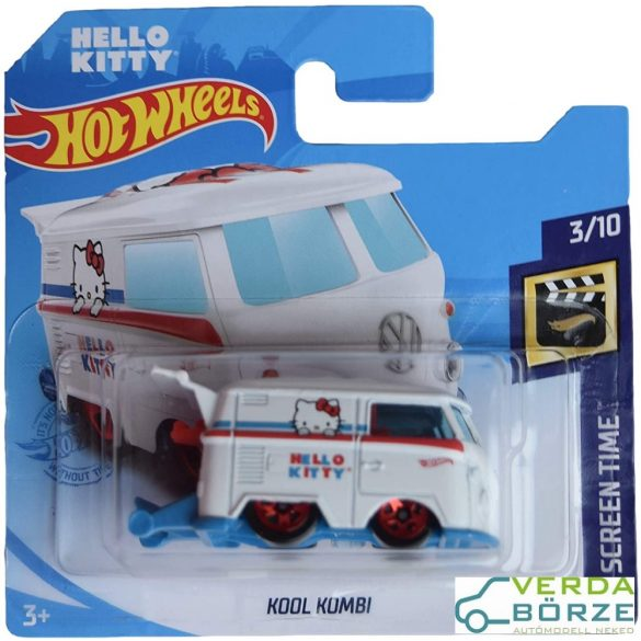Hot wheels Vw Cool Combi