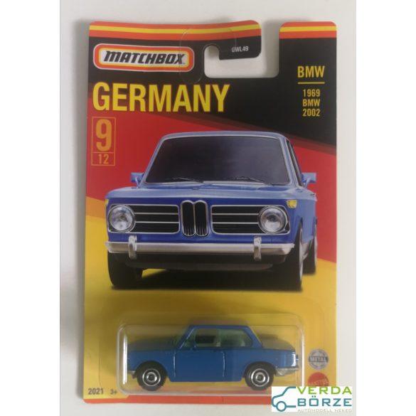 Matchbox Germany BMW 2002