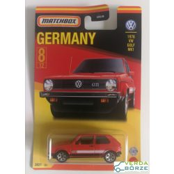 Matchbox Germany VW Golf
