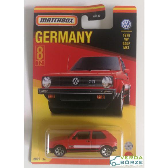 Matchbox Germany VW Golf