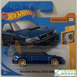 Hot wheels '98 Subaru imperza