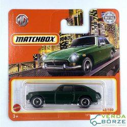 Matchbox MGB GT Coupe 1971