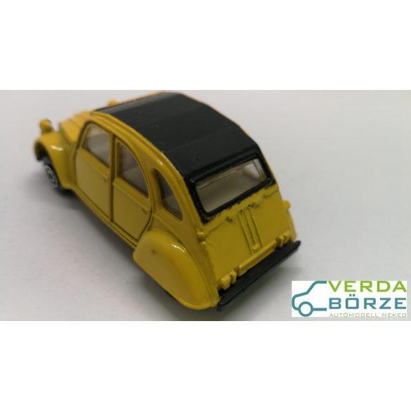 MC Toy Citroen 2CV