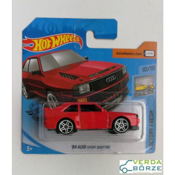 Hot wheels Audi Quattro