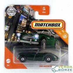 Matchbox '63 Austin Healey