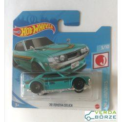 Hot Wheels '70 Toyota Celica