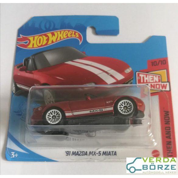 Hot Wheels TH  Mazda MX 5