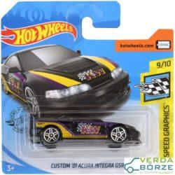 Hot Wheels Acura Integra