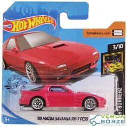 Hot wheels '89 Mazda Savanna