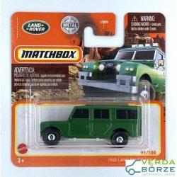 Matchbox '65 Land Rover