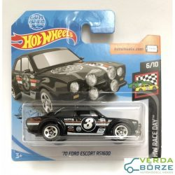 Hot Wheels '70 Ford RS1600