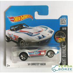 Hot Wheels '69 Corvette Racer