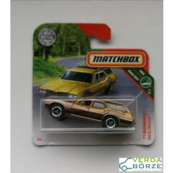 Matchbox '71  Oldsmobile Vista