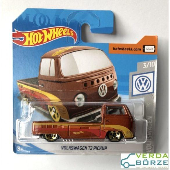 Hot Wheels Volkswagen T2