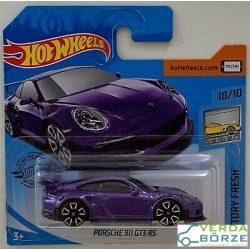 Hot  Wheels Porsche 911 GT3