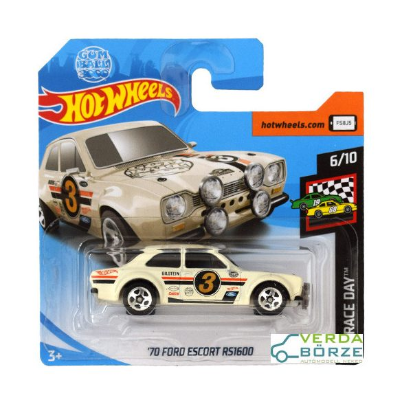 Hot Wheels 1970 Ford RS1600