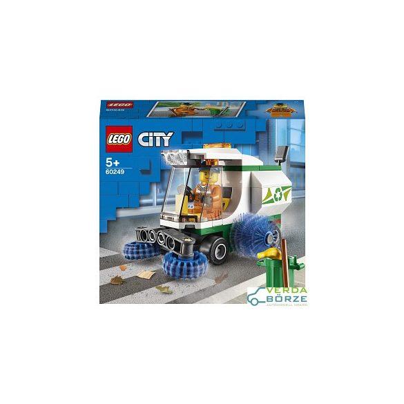 Lego City 60249 - Utcaseprő
