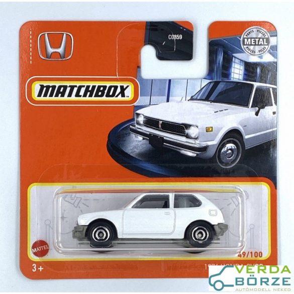 Matchbox Honda CVCC