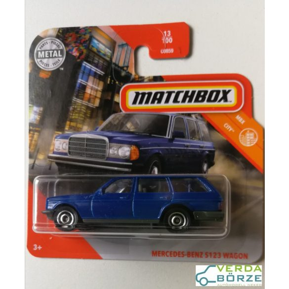 Matchbox Mercedes S123 Wagon
