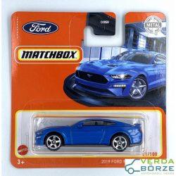 Matchbox 2019 Ford Mustang