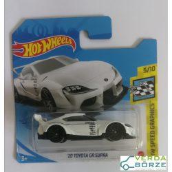 Hot wheels '20 Toyota Supra