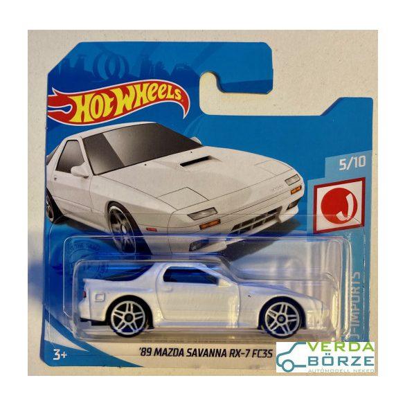 Hot Wheels Mazda Savanna