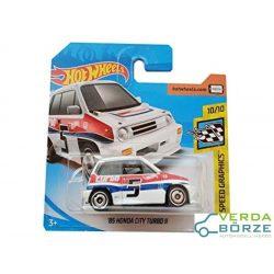 Hot Wheels '85 Honda City Turbo