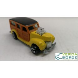 Hot Wheels woodie