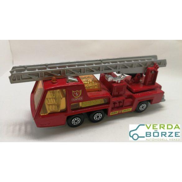 Matchbox Superkings Fire Tender 1972