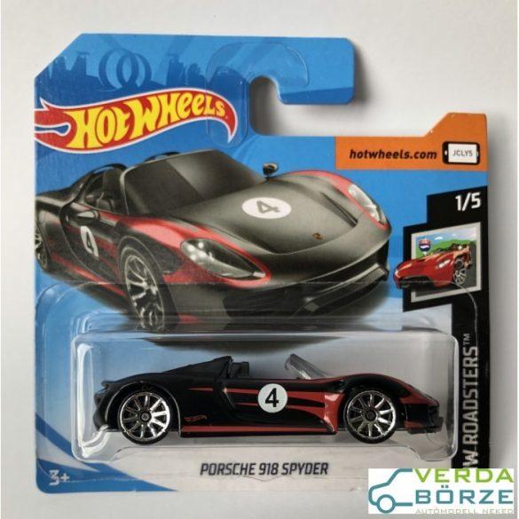 Hot Wheels Porsche 918