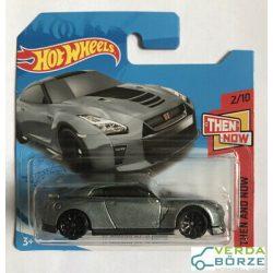 Hot Wheels '17 Nissan GT-R