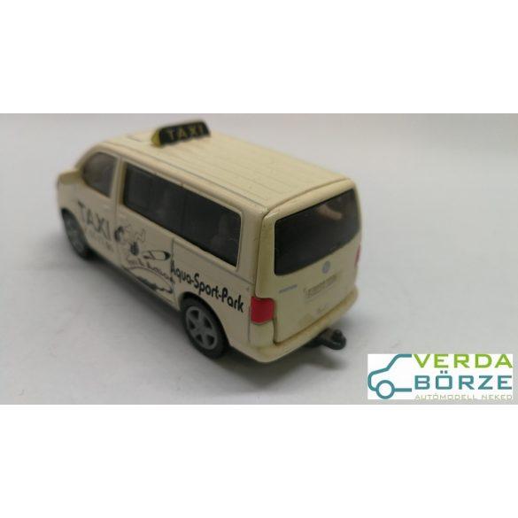 Siku Volkswagen Transporter Taxi