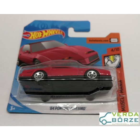 Hot wheels Pontiac Firebird
