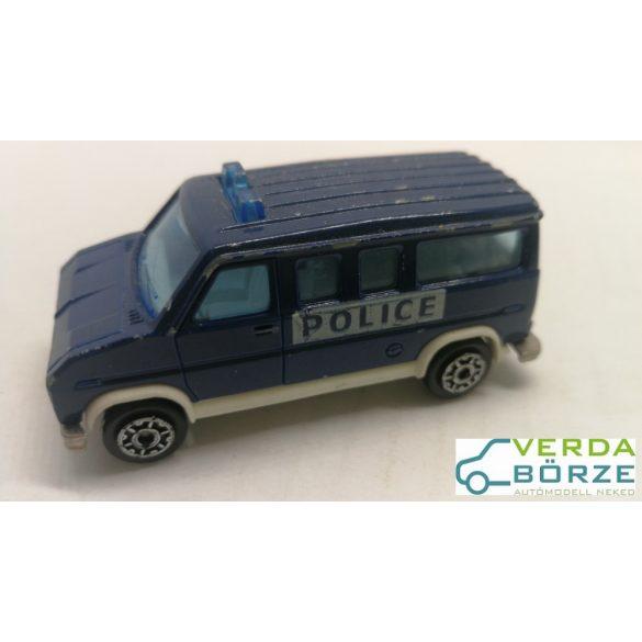 Majorette Police Furgon