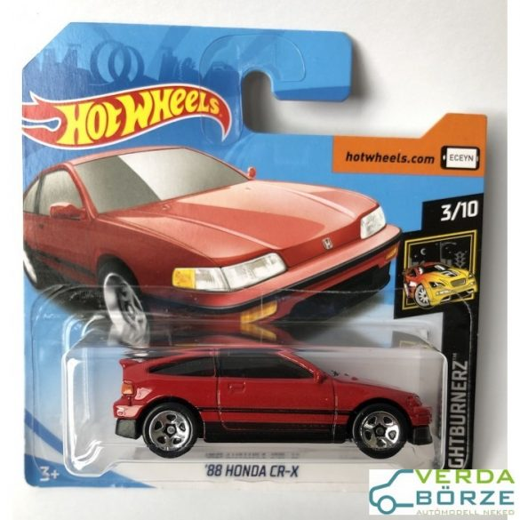 Hot Wheels Honda CRX