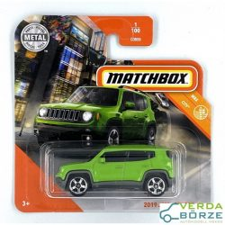 Matchbox 2019 Jeep Renegade Repedt Bliszter