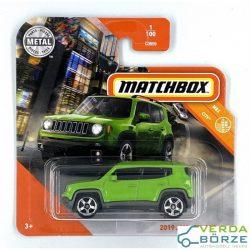 Matchbox 2019 Jeep Renegade