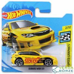 Hot wheels Subaru WRX STI